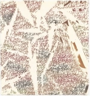 Livre Illustré Hantai - Le toucher, JL Nancy par Jacques Derrida