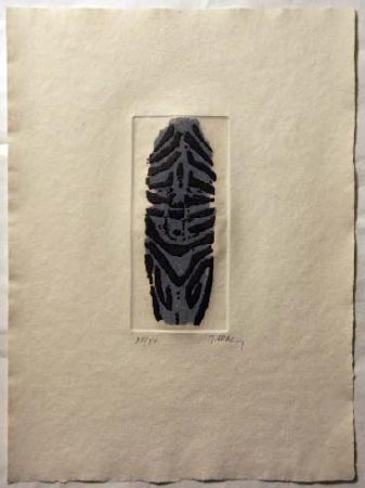 Livre Illustré Ubac - Le trou de serrure