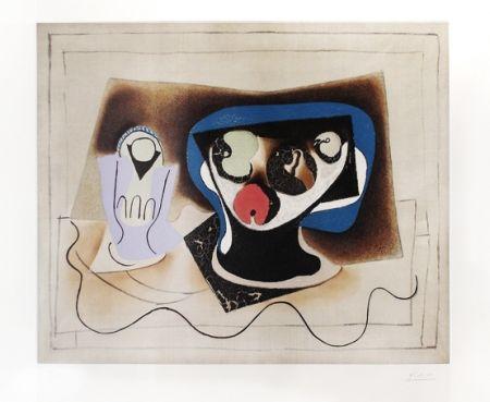 Gravure Picasso - Le Verre d'Absinthe
