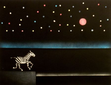 Manière Noire Avati - Le zebre a Antibes