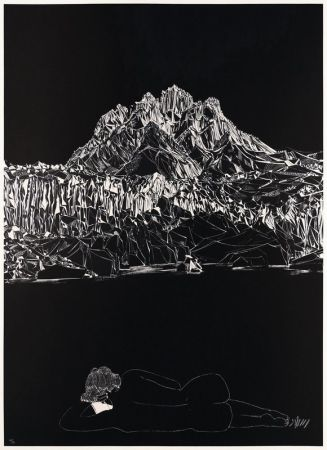 Lithographie Leng - Legend