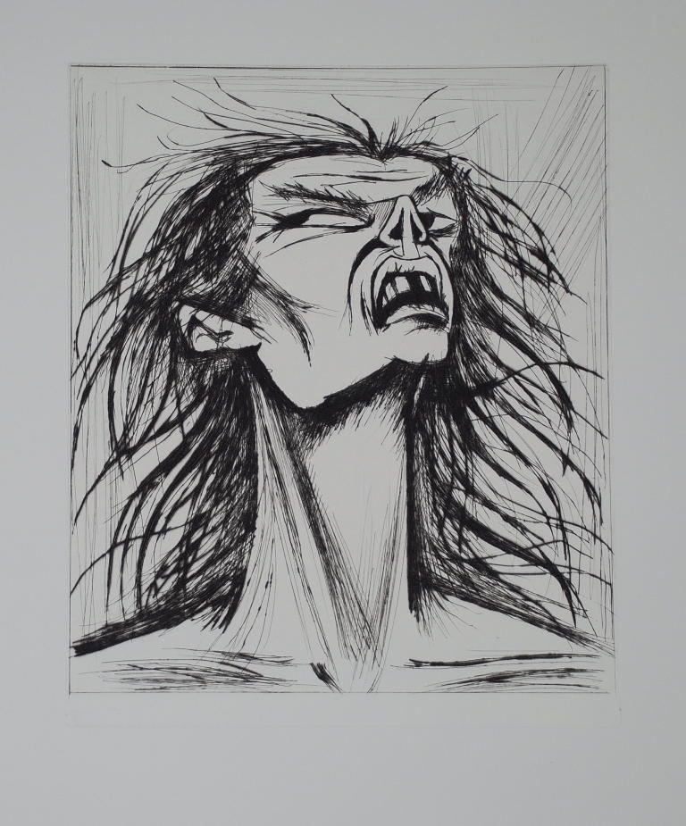 Livre Illustré Buffet - L'Enfer de Dante