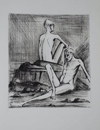 Pointe-Sèche Buffet - L'enfer de Dante / Deux Damnés