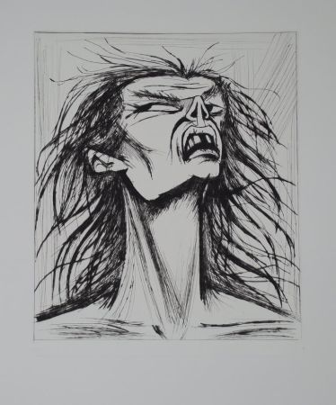 Pointe-Sèche Buffet - L'enfer de Dante / Figure Eclatée