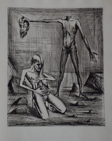 Pointe-Sèche Buffet - L'enfer de Dante / Hélas