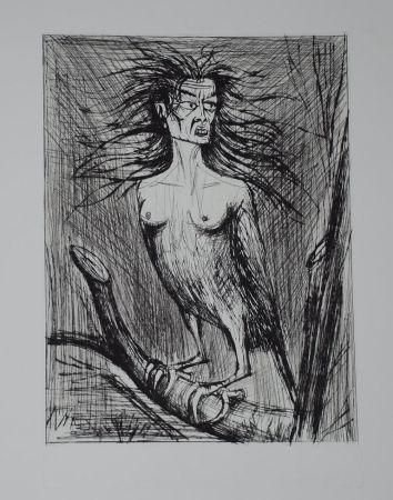 Pointe-Sèche Buffet - L'enfer de Dante / La Harpie