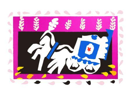 Lithographie Matisse - L'Enterrement de Pierrot (Pierrot's Funeral)