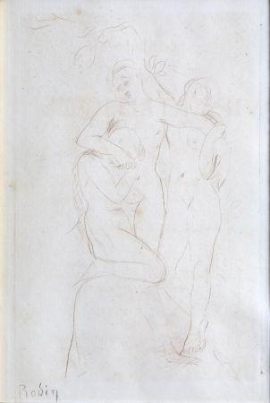 Pointe-Sèche Rodin - Les Ames du Purgatoire