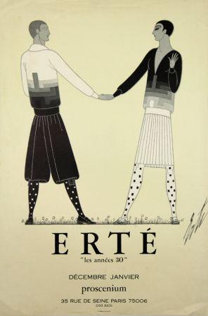 Offset Erte - Les Annes 30