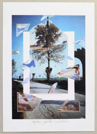Lithographie Paolini - Les Aventure de la Dialectique II