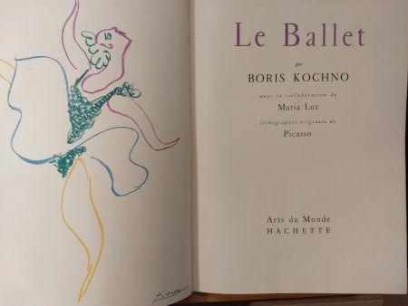 Livre Illustré Picasso - Les Ballet