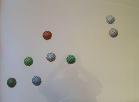 Sérigraphie Jacquet - Les boules