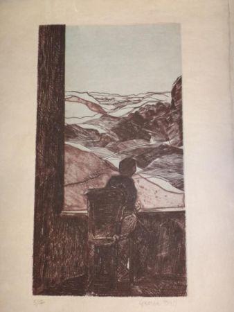 Gravure Ball - Les cahiers de Malte Laurids Brigge