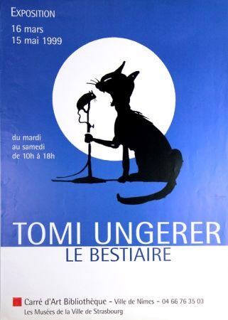 Offset Ungerer - Les Chats Le Bestiaire