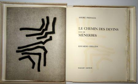 Livre Illustré Chillida - Les Chemin Des Devins / Menerbés