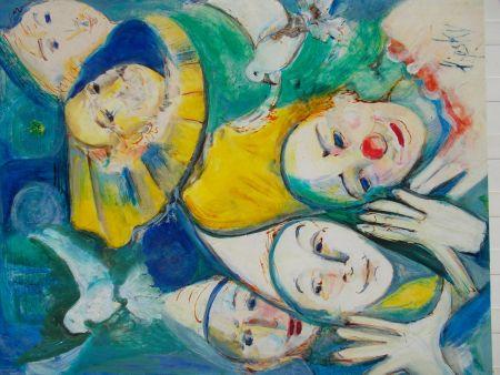 Multiple Lipsky - Les clowns