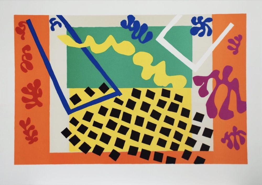 Lithographie Matisse - Les Codomas (The Codomas)