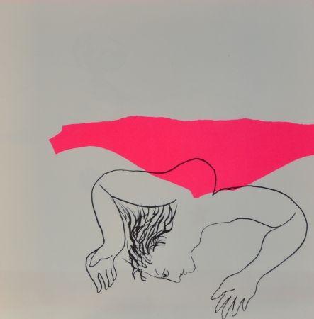 Lithographie Baj - Les Drogués