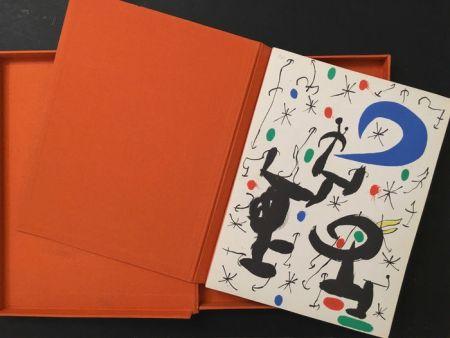 Livre Illustré Miró - Les essències de la terra