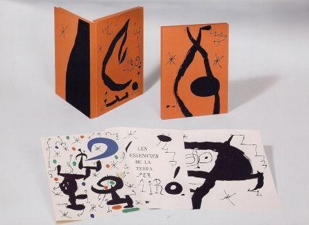 Livre Illustré Miró - Les essences de la terre