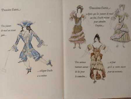 Livre Illustré Braque - Les Facheux