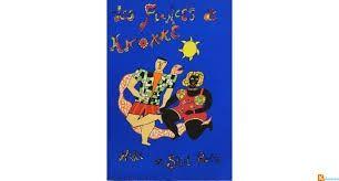 Sérigraphie De Saint Phalle - Les fiancés de Knokke