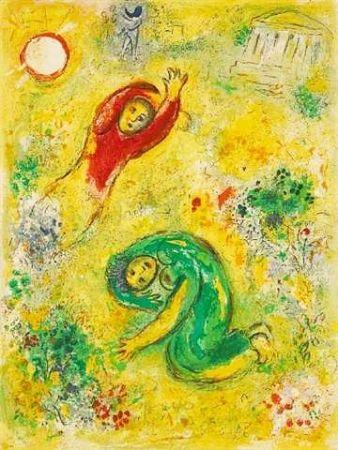 Marc chagall estampes originales lithographies et for Biographie de marc chagall