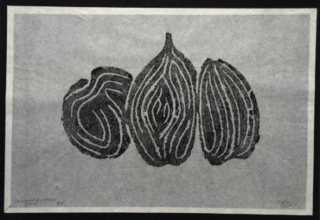 Eau-Forte Ubac - Les Fruits I