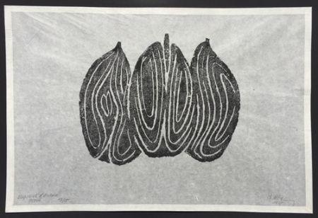 Eau-Forte Ubac - Les Fruits II