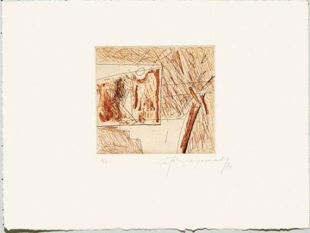 Gravure Ràfols Casamada - Les hores-4