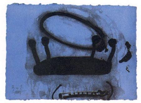 Eau-Forte Et Aquatinte Amat - Les hores mortes-1-V