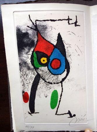Livre Illustré Miró - Les Magies - Valentine Penrose