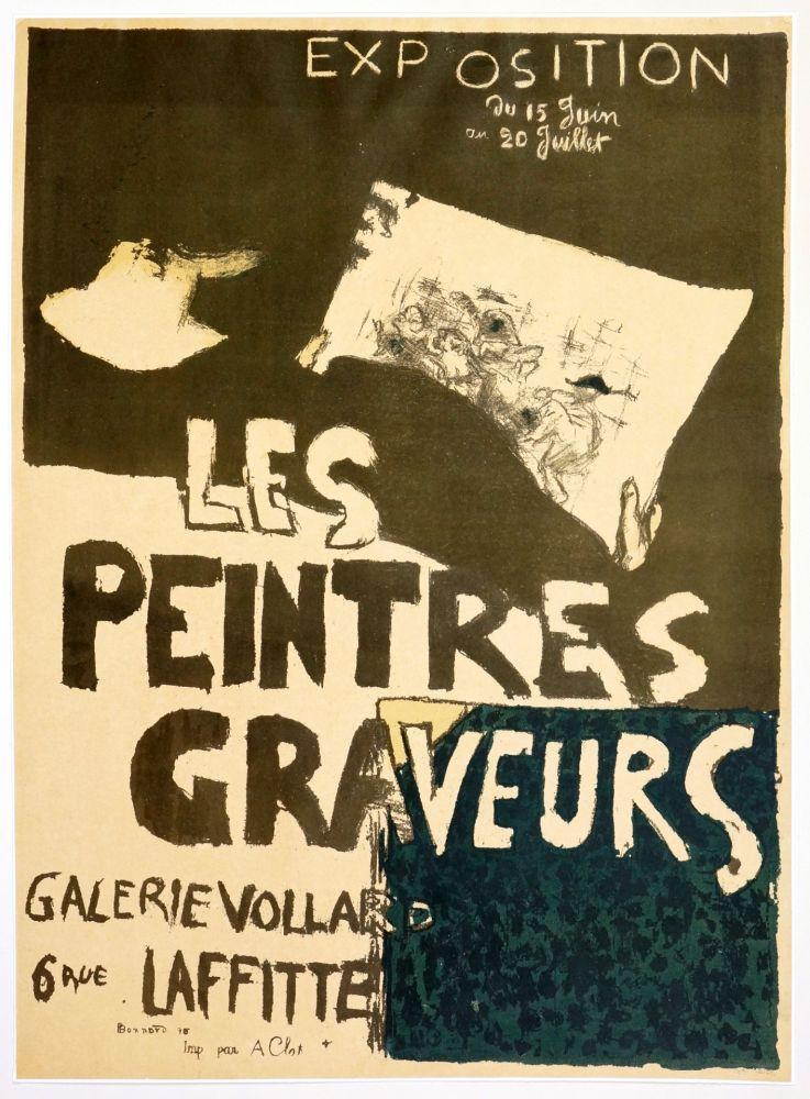 Lithographie Bonnard - Les peintres graveurs