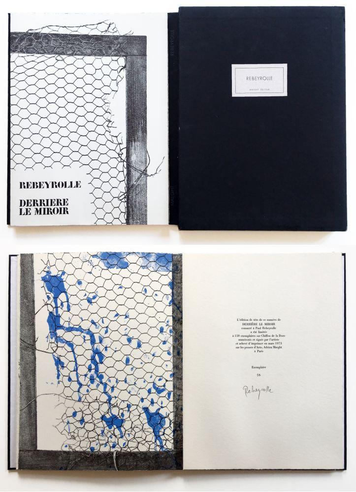 Livre Illustré Rebeyrolle -