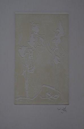 Gravure Matta - Les raconteurs de sperme.