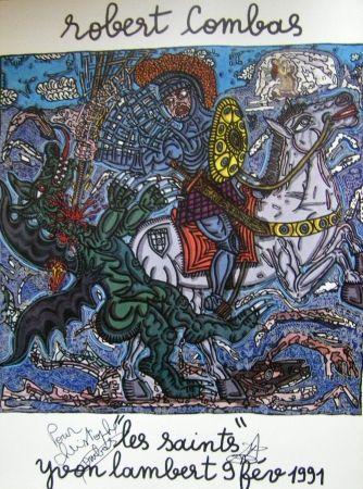 Affiche Combas - Les saintes