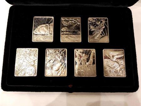 Lithographie Dali - Les Sept Jours de la Création