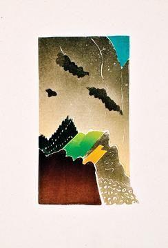 Livre Illustré Hippeau - Les solitudes de Purun Bhagat. Suite de vingt-quatre planches encrées par Jean-Paul Hippeau (d'après une nouvelle de Rudyard Kipling)