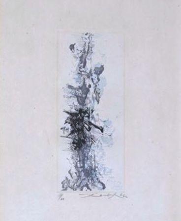 Gravure Zao - Les terrasses de jade