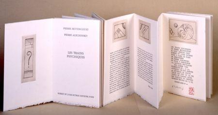 Livre Illustré Alechinsky -
