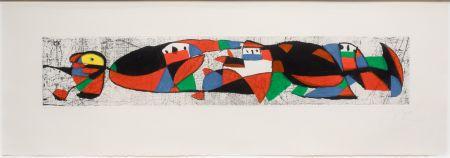 Aucune Technique Miró - Les Troglodytes I
