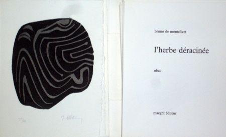 Livre Illustré Ubac - L'herbe déracinée