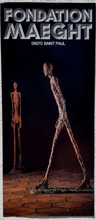 Offset Giacometti - L'Homme qui Marche