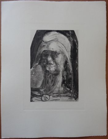 Eau-Forte Rodin - Liberty