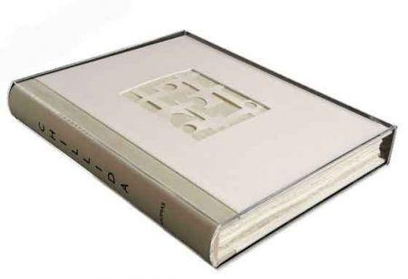 Eau-Forte Chillida - Libro Aromas