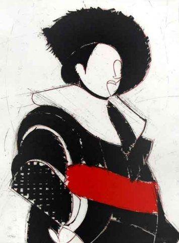 Eau-Forte Valdés - Libro Don Juan