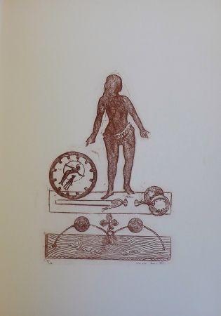 Livre Illustré Ernst - Lieux Communs