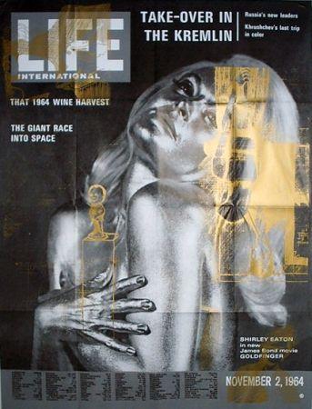 Sérigraphie Trockel - Life 3