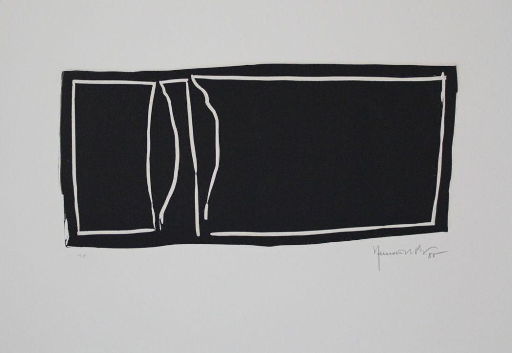 Linogravure Hernandez Pijuan - Linòleum I