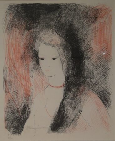 Lithographie Laurencin - Linda